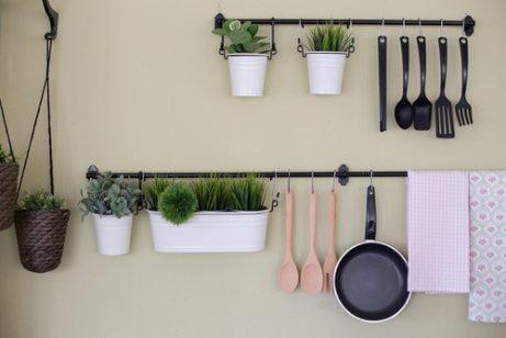 Fire billige gør-det-selv køkkenskabe