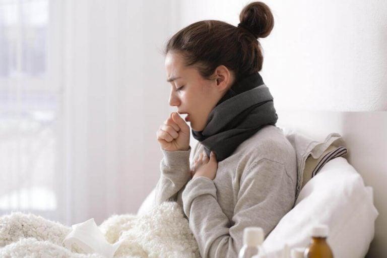 Sådan bruger du ingefær som naturligt hostemiddel