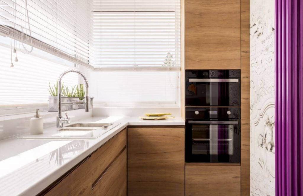 6 fantastiske måder at dekorere et lille køkken på