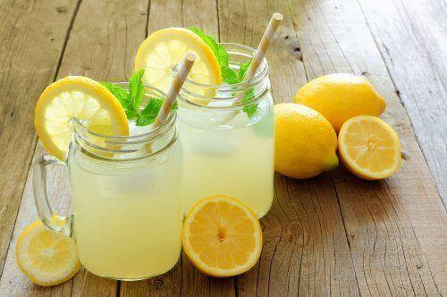 Ernæringsværdien af citroner