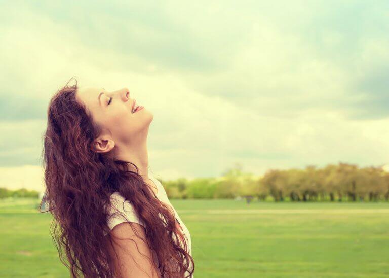 Fokus på positive følelser
