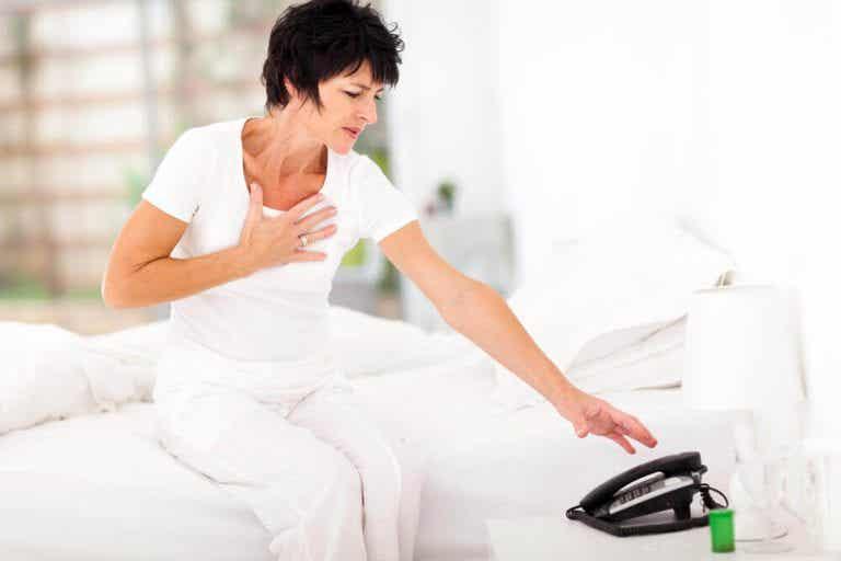 Lær symptomerne på hjertestop at kende