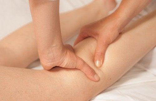 massage på benene