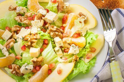 3 hemmeligheder bag en kalorielet middag