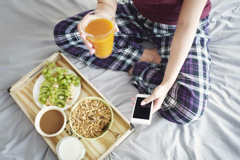 Regler til morgenmad