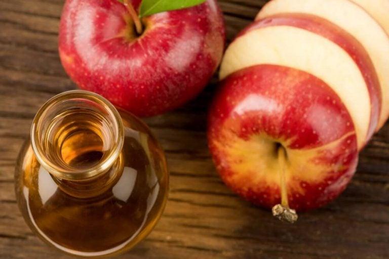 Reducer kolesterol og blodsukker med æblecidereddike