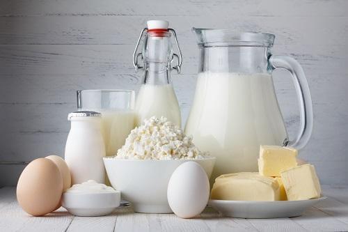 spis mælkeprodukter for atforebygge osteoporose.