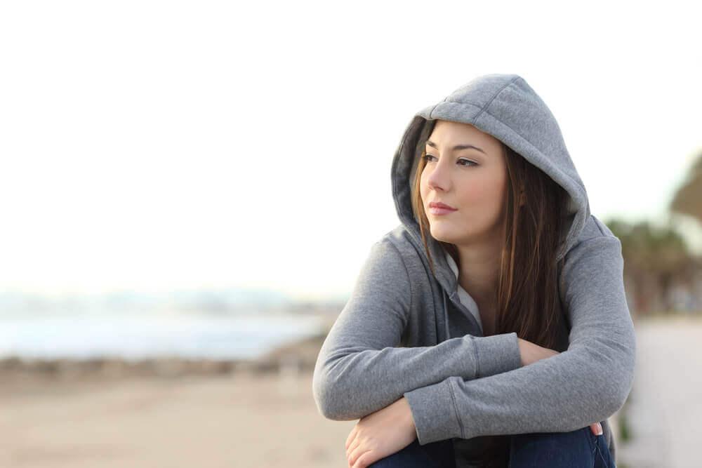 teenagere oplever tit humørsvingninger