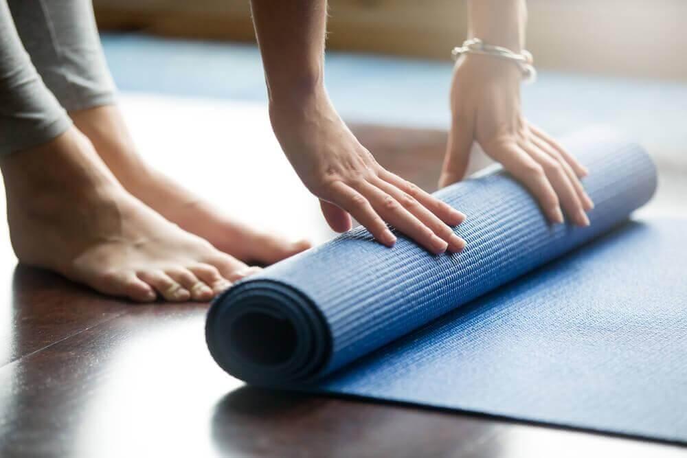 yoga til at bekæmpe angst