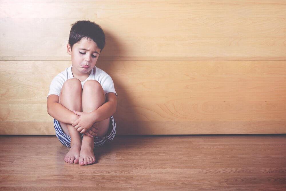 6 tegn på følelsesmæssig berøvelse hos børn
