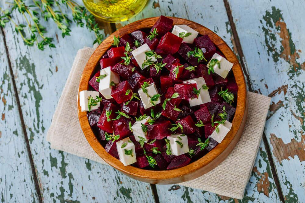 Hvordan du laver en lækker rødbede salat