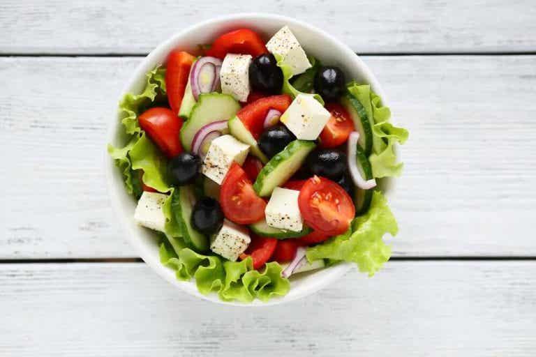 Overrask dine gæster med en lækker græsk salat