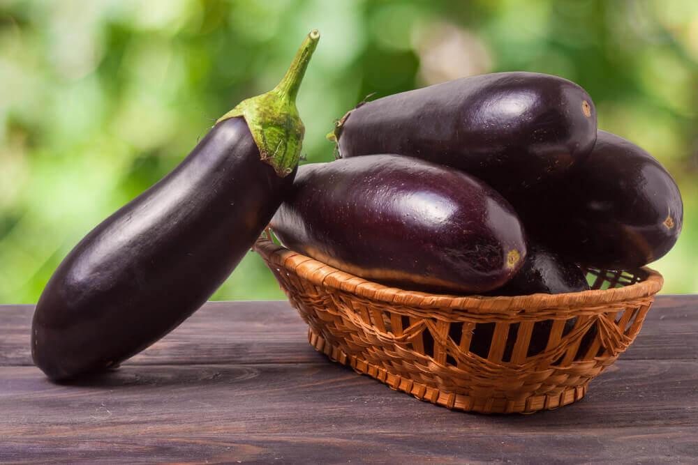 Aubergineekstrakt til at reducere kolesterol