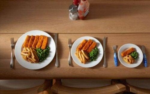 Spis sundt for at undgå gastroøsofagal refluks
