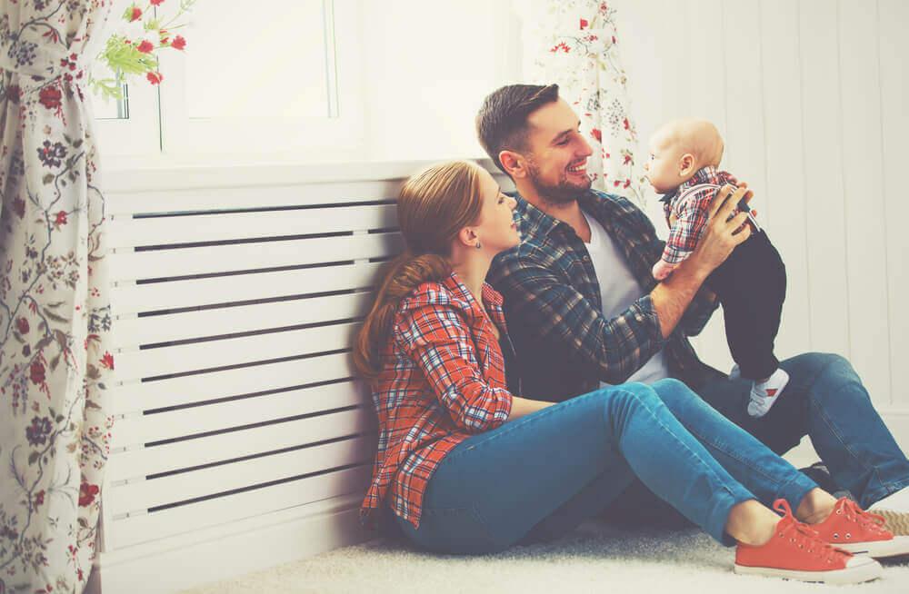 Livet efter at have fået et barn