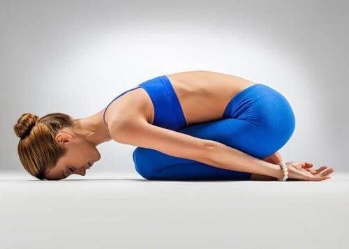 Yoga har terapeutiske virkninger