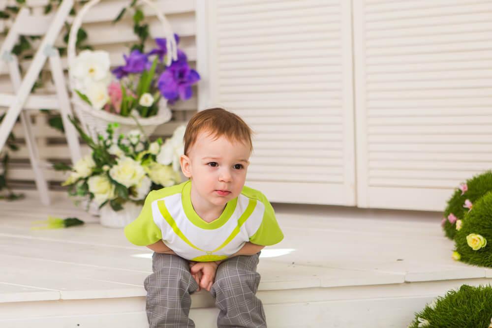 Sådan behandles forstoppelse hos børn