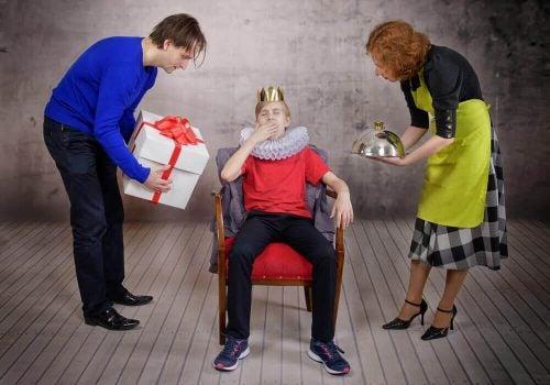 Forældre skal ikke klare alting for deres børn, men lære dem at tage ansvar