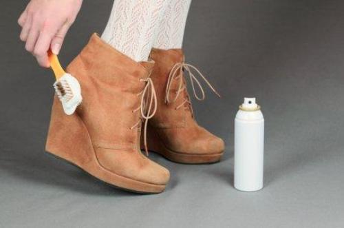Lær at rengøre dine sko