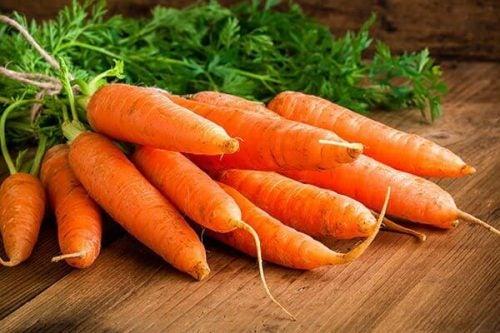 4 lækre opskrifter med gulerødder