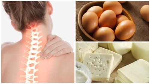 Styrk din knoglesundhed med 8 calcium rige fødevarer