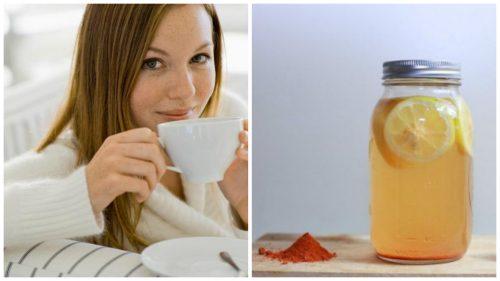 Bliv sundere med gurkemeje og citronvand