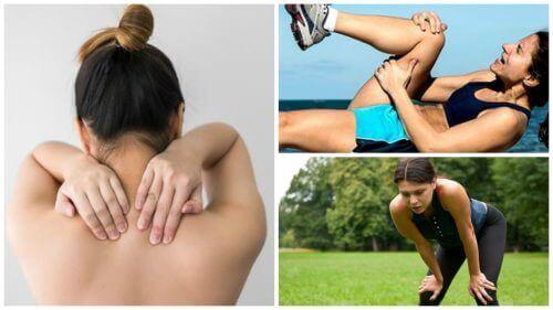 6 faresignaler for at noget er galt med dine muskler