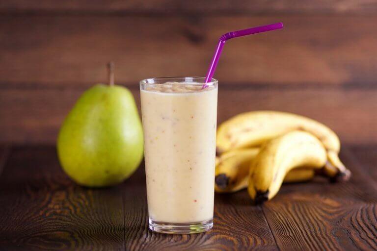 Banansmoothie
