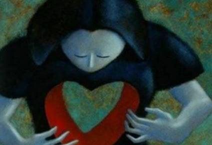 Hul i hjertet