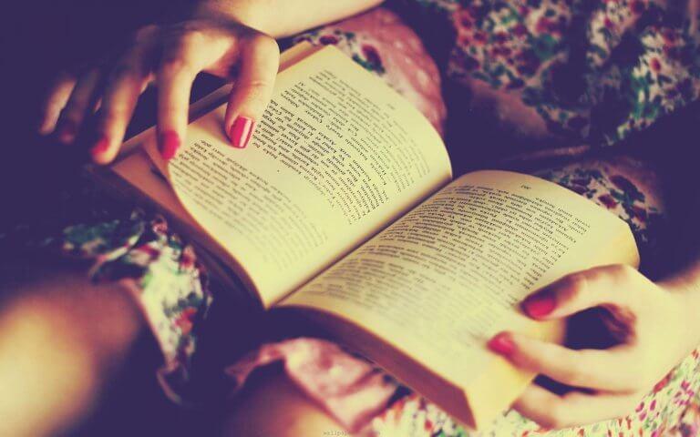Bladrer i bog