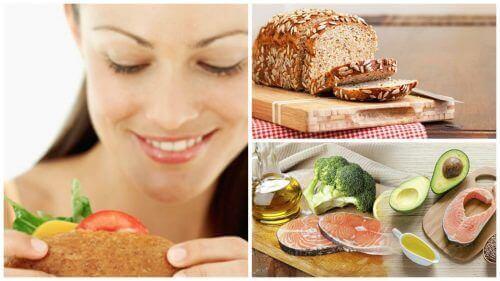 Nedsæt indtaget af kulhydrater for hurtig vægttab