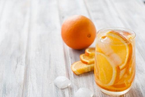 Citrusfrugter er ikke gode at indtage om morgenen