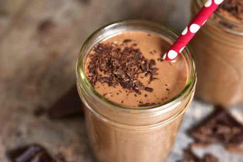 5 grunde til chokolade milkshakes ikke er gode for dine børn