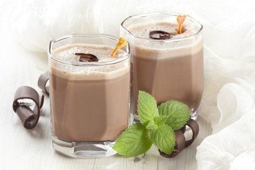 chokolade-milkshakes