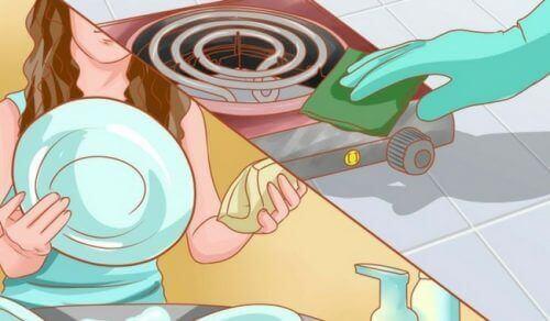Derfor må dit hjem ikke være for rent
