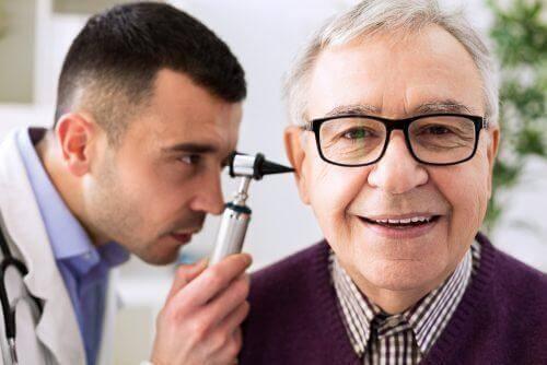 Få checket din hørelse hvert år