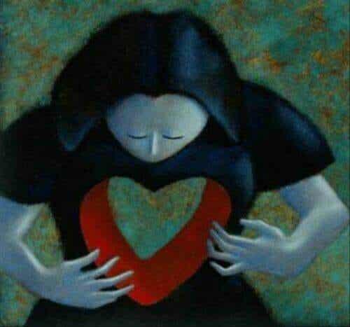 Tomrum i hjertet: Mangler der noget?