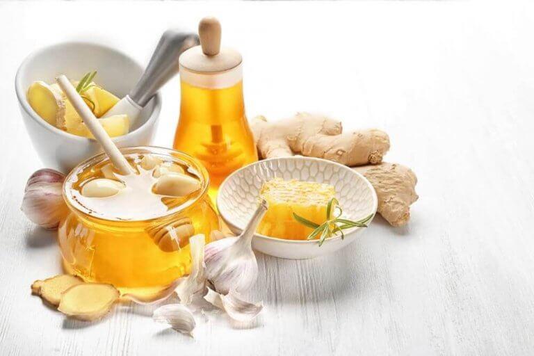 Middel mod forhøjet kolesterol med ingefær