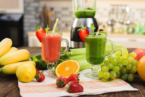 juice til udrensningskur