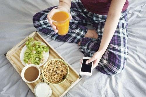 Spis morgenmad hver morgen