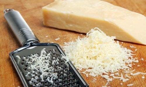 parmesanost og rasp