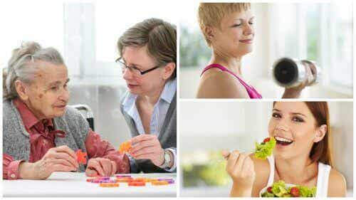 6 gode vaner, der reducerer risikoen for demens