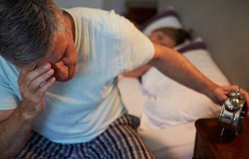 søvnproblemer som følge af antidepressiva