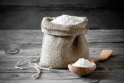 salt er dårligt for ophobet væske