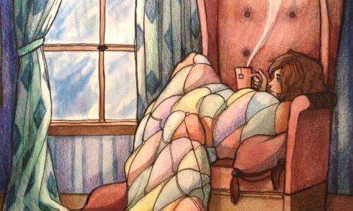 Dagligdags fornøjelser kan være forbundet med en følelse