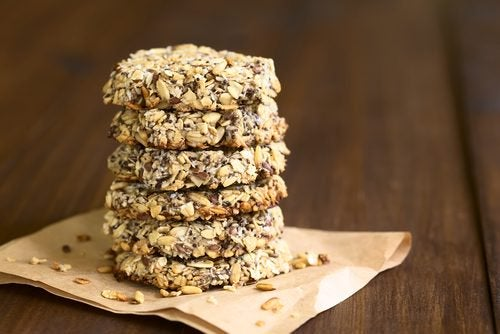 Lav sunde og nærende cookies med denne opskrift