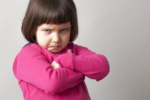 Lær dit barn at sige nej