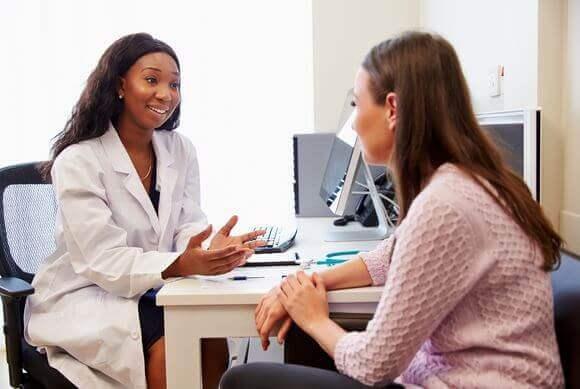 Behandling ved fibroider