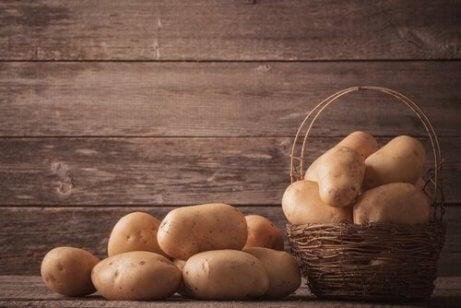 kartofler styrker hjertet