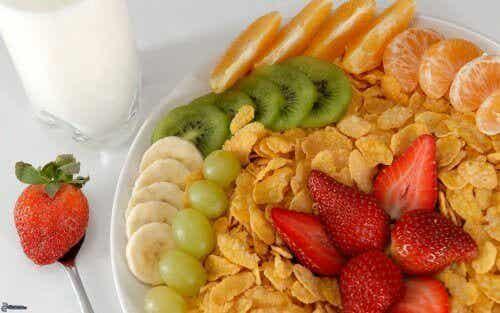 Fordele ved frugt til morgenmad